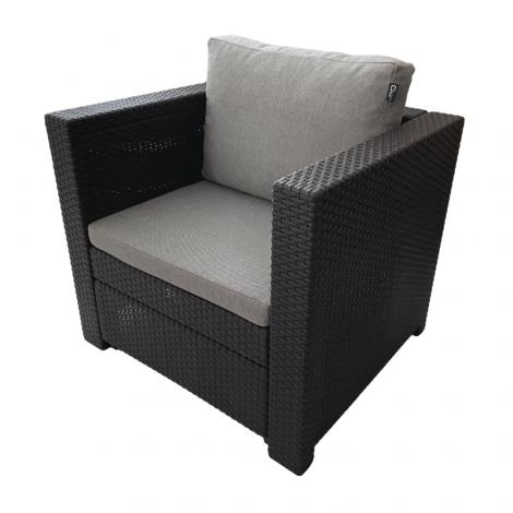 Poduszki na meble ogrodowe o grubości 5cm