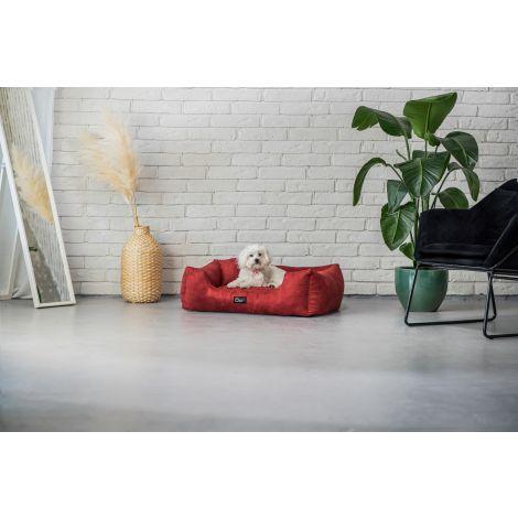 Legowisko dla psa Puffi - Alkantara
